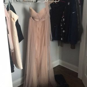 BHNDL bridesmaid dress